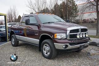 2004 Dodge Ram 3500 4X4 Quad 3500 ST (140 IN WB) Truck Quad Cab