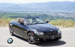 2011 BMW 3 Series is Cabriolet Convertible