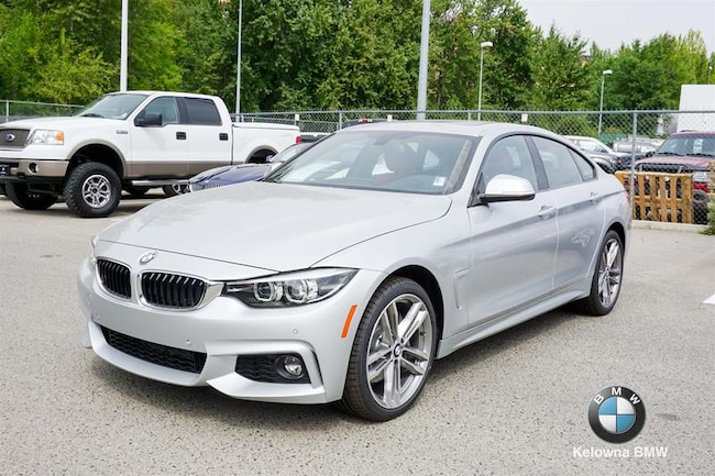 2018 BMW 430i Gran Coupe Xdrive Gran Coupe Hatchback