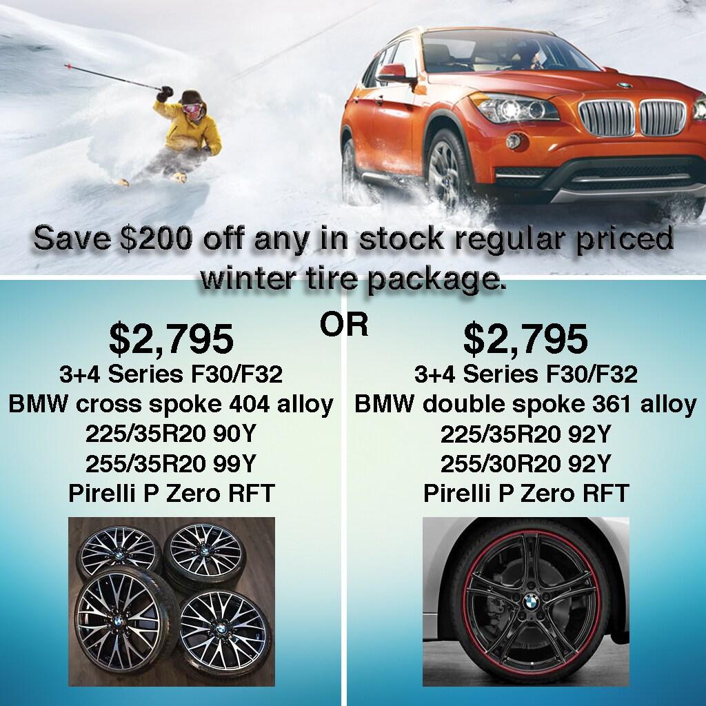 BMW Dealership Parts Department