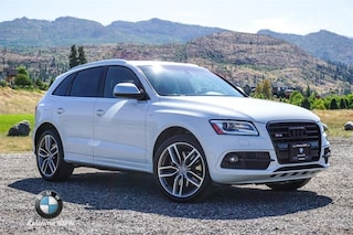 2015 Audi SQ5 3.0T Technik Quattro 8sp Tiptronic SUV