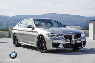 2018 BMW M5 Sedan Sedan