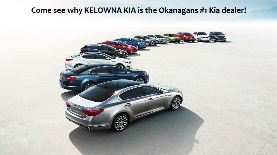 New And Used Kia Dealership In Kelowna Kelowna Kia Serving