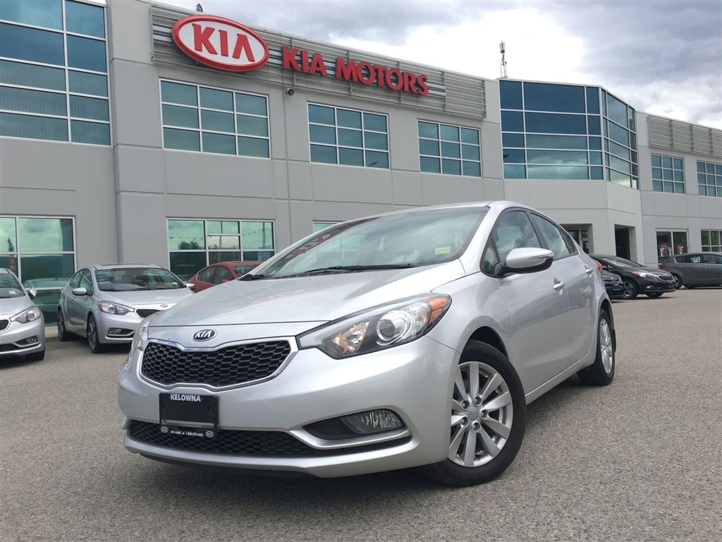 2014 Kia Forte LX Sedan Gas Automatic [] FWD