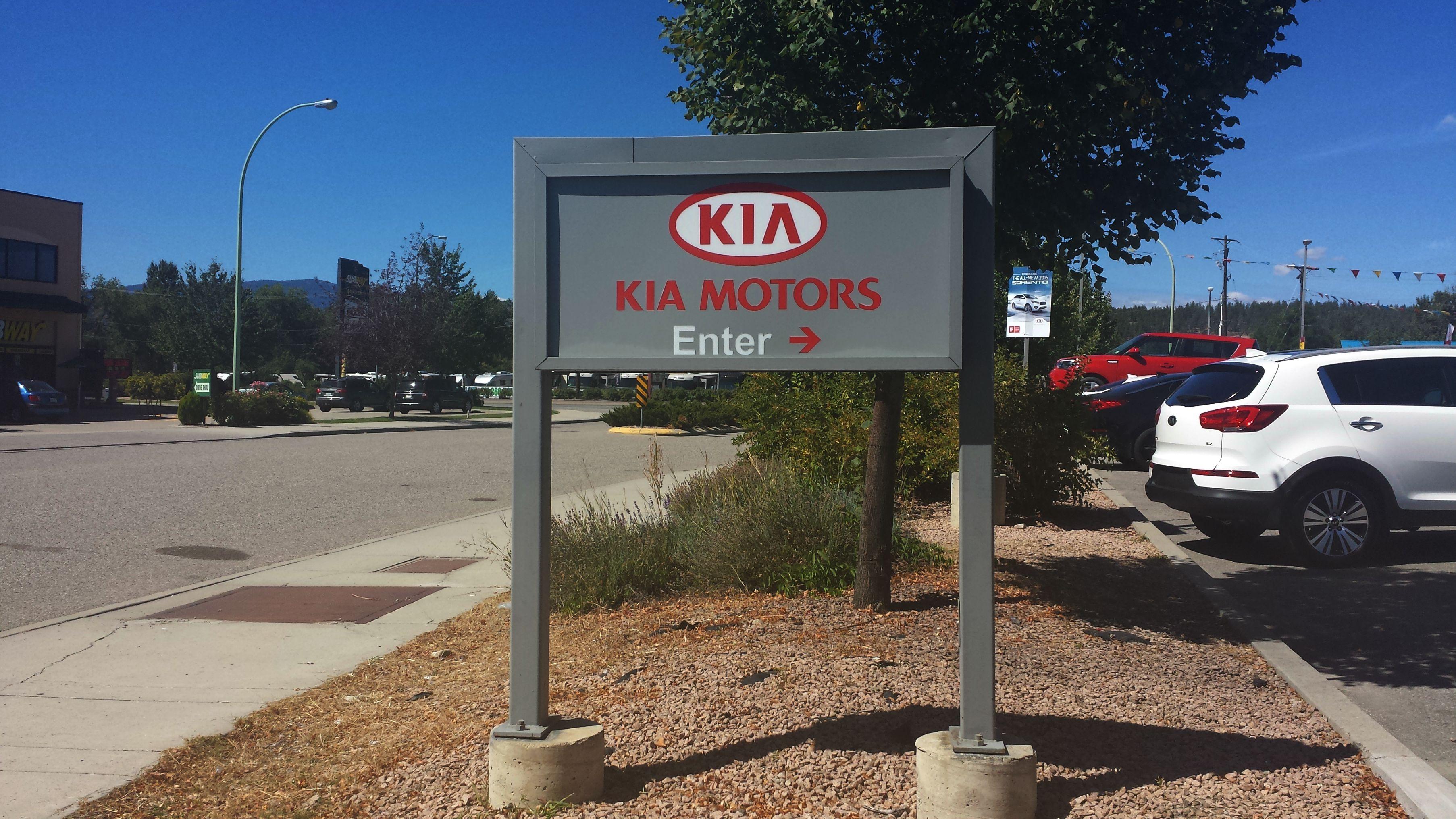 New and used kia dealership in kelowna kelowna kia autos for Kia motors customer service number