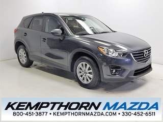 Used vehicles 2016 Mazda CX-5 Touring SUV for sale near you in Canton, OH
