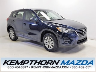 Used vehicles 2016 Mazda CX-5 Sport SUV for sale near you in Canton, OH