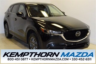 new Mazda vehicles 2019 Mazda Mazda CX-5 Touring SUV JM3KFBCMXK1619565 for sale near you in Canton, OH