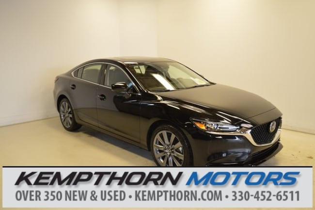 new Mazda vehicles 2019 Mazda Mazda6 Grand Touring Sedan for sale near you in Canton, OH