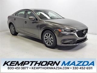 new Mazda vehicles 2018 Mazda Mazda6 Sport Sedan for sale near you in Canton, OH