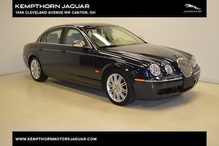 Used 2008 Jaguar S-Type 3.0 Sedan for sale in Canton OH