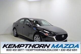 new Mazda vehicles 2019 Mazda Mazda3 Select Sedan for sale near you in Canton, OH