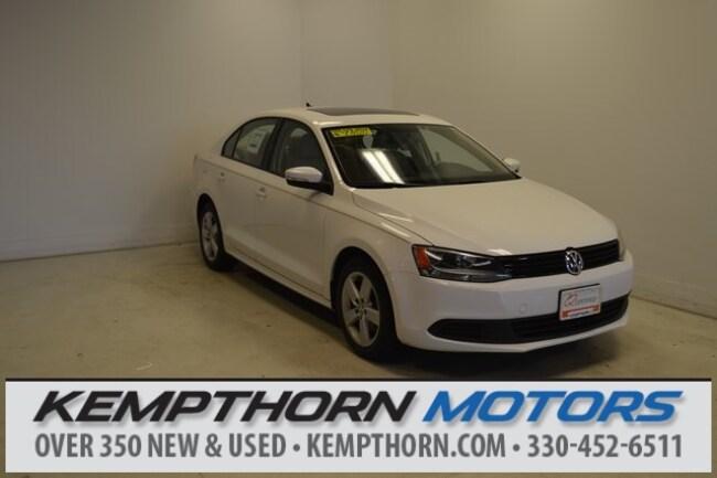 Used vehicle 2011 Volkswagen Jetta TDI Sedan for sale near you in Canton, OH