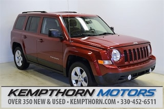 Certified Pre-Owned 2014 Jeep Patriot Latitude SUV for sale in Canton OH