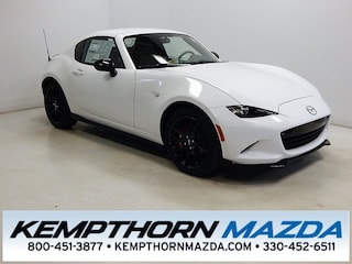new Mazda vehicles 2019 Mazda Mazda MX-5 Miata RF Club Coupe JM1NDAL79K0304567 for sale near you in Canton, OH