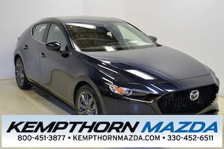 new Mazda vehicles 2019 Mazda Mazda3 Base Hatchback for sale near you in Canton, OH