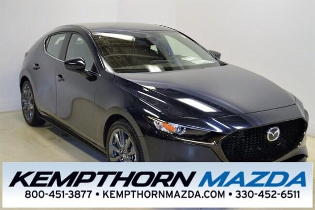 new Mazda vehicles 2019 Mazda Mazda3 Base Hatchback for sale near you in Canton, OH