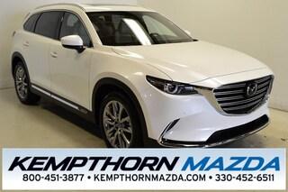new Mazda vehicles 2019 Mazda Mazda CX-9 Grand Touring SUV for sale near you in Canton, OH