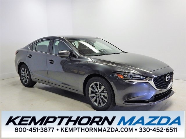 new Mazda vehicles 2018 Mazda Mazda6 Sport Sedan for sale near you in Canton, OH