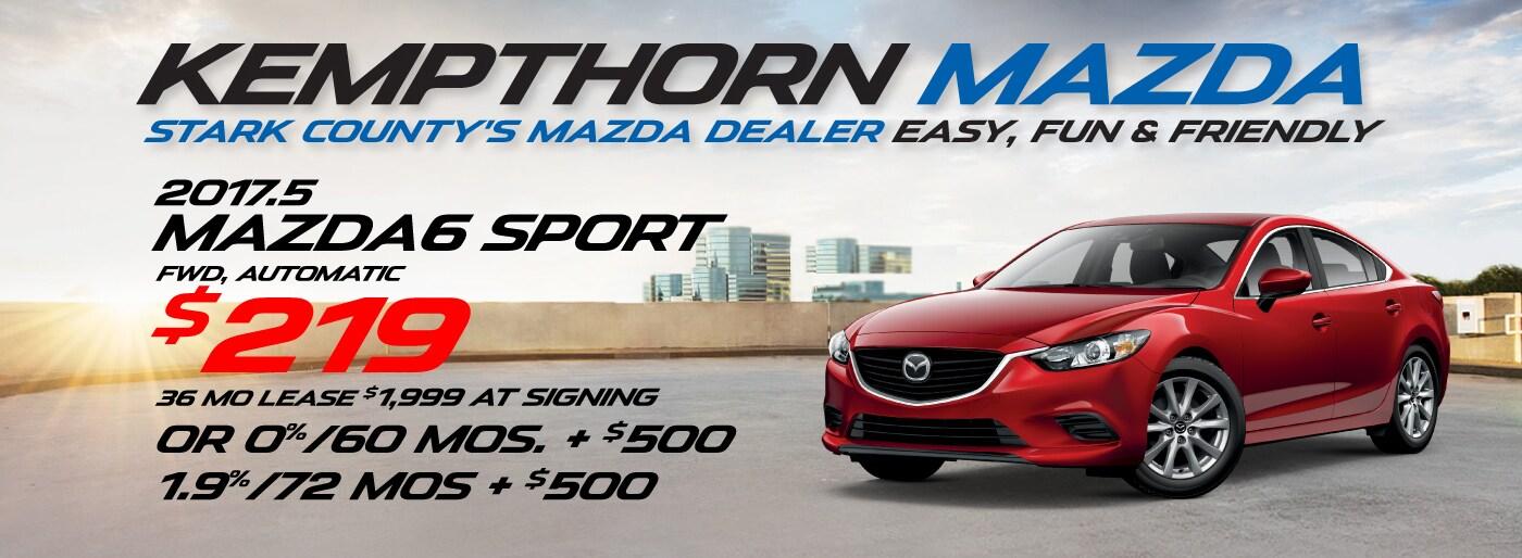 New Mazda And Used Car Dealer Serving Canton Kempthorn Mazda - Mazda dealers in ohio