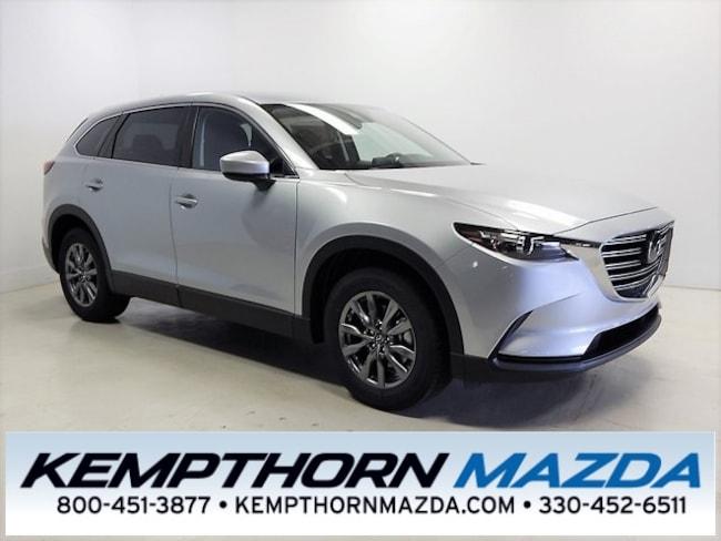 new Mazda vehicles 2018 Mazda Mazda CX-9 Sport SUV for sale near you in Canton, OH