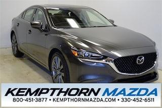 new Mazda vehicles 2019 Mazda Mazda6 Touring Sedan for sale near you in Canton, OH
