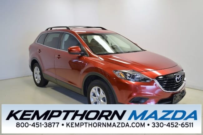 Used vehicle 2013 Mazda CX-9 Touring SUV for sale near you in Canton, OH