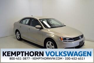 Used 2014 Volkswagen Jetta 2.0L TDI Sedan for sale in Canton OH