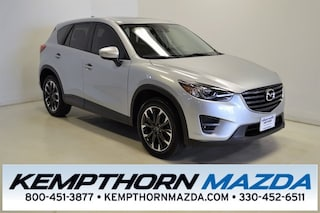 Used vehicles 2016 Mazda CX-5 Grand Touring SUV for sale near you in Canton, OH