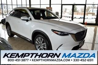 new Mazda vehicles 2018 Mazda Mazda CX-9 Signature SUV for sale near you in Canton, OH