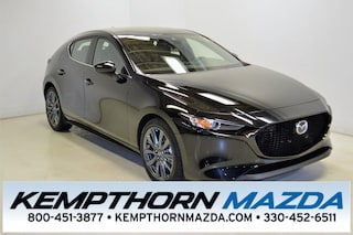 new Mazda vehicles 2019 Mazda Mazda3 Preferred Hatchback JM1BPBMM1K1129228 for sale near you in Canton, OH