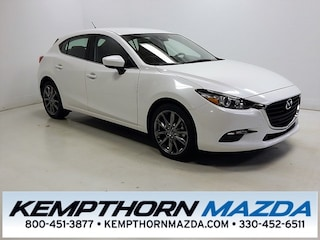 new Mazda vehicles 2018 Mazda Mazda3 Touring Hatchback for sale near you in Canton, OH