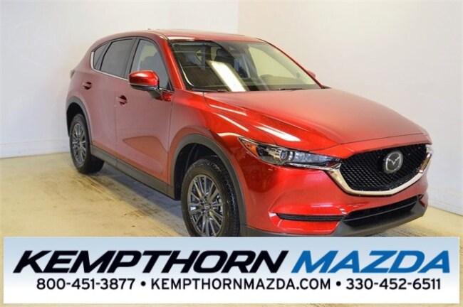new Mazda vehicles 2019 Mazda Mazda CX-5 Touring SUV for sale near you in Canton, OH