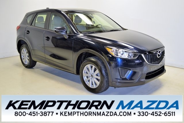 Featured pre-owned vehicles 2015 Mazda CX-5 Sport SUV for sale near you in Canton, OH