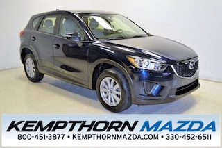 Certified pre-owned Mazda cars 2015 Mazda CX-5 Sport SUV for sale near you in Canton, OH
