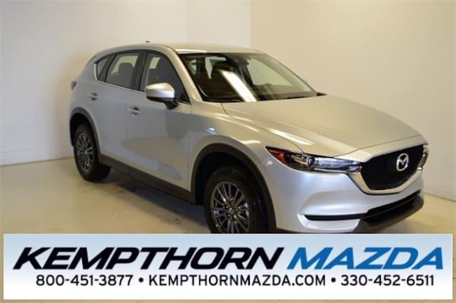 new Mazda vehicles 2019 Mazda Mazda CX-5 Sport SUV for sale near you in Canton, OH