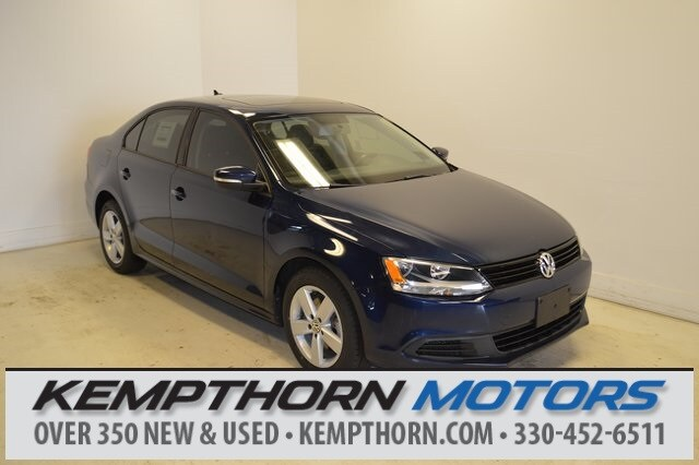 Featured pre-owned vehicles 2012 Volkswagen Jetta TDI Sedan for sale near you in Canton, OH