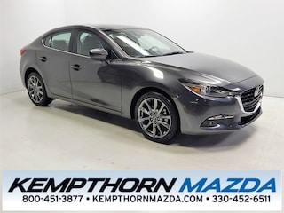 new Mazda vehicles 2018 Mazda Mazda3 Grand Touring Sedan for sale near you in Canton, OH