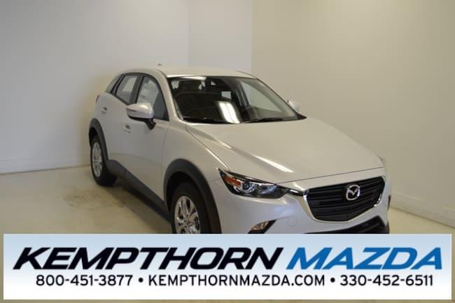 new Mazda vehicles 2019 Mazda Mazda CX-3 Sport SUV for sale near you in Canton, OH
