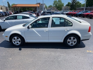 Used 2003 Volkswagen Jetta GLS Sedan for sale in Canton OH