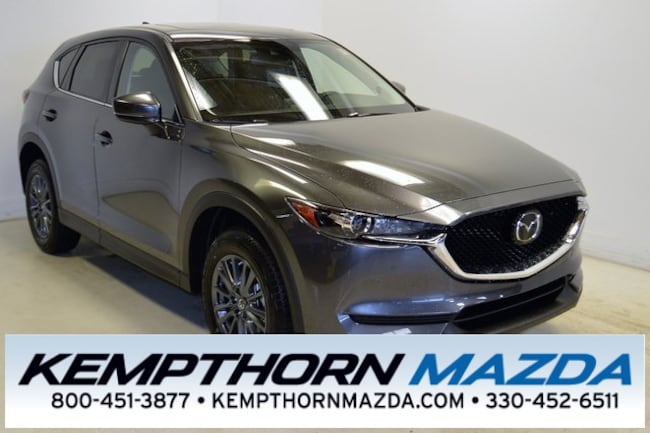 new Mazda vehicles 2019 Mazda Mazda CX-5 Touring SUV for sale near you in Canton, OH