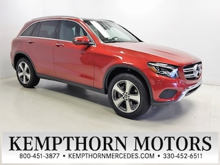 New 2018 Mercedes-Benz GLC 300 4MATIC SUV in Canton, Ohio