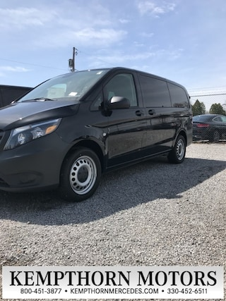 New 2019 Mercedes-Benz Metris Van Passenger Van in Canton, Ohio