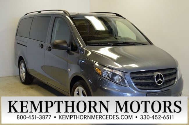 Used 2016 Mercedes Benz Metris For Sale Canton Oh Stock Mb00069a