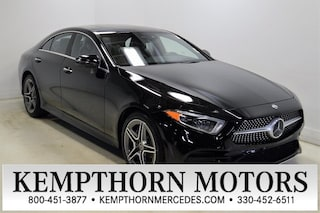 New 2019 Mercedes-Benz CLS 450 4MATIC Coupe in Canton, Ohio