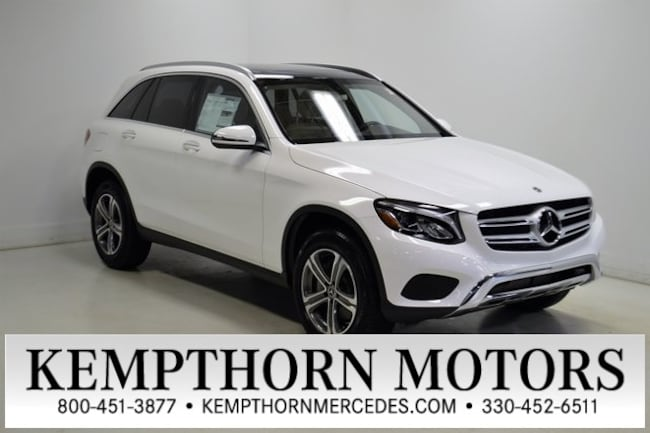 New Mercedes Suv >> New 2019 Mercedes Benz Glc 300 For Sale Canton Oh Stock