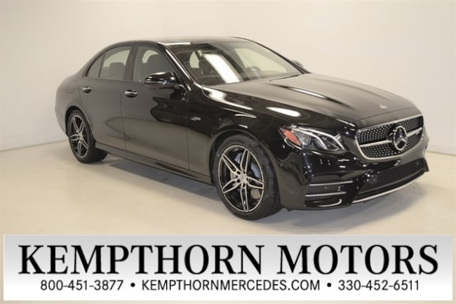 New 2019 Mercedes-Benz AMG E 53 4MATIC Sedan in Canton, Ohio