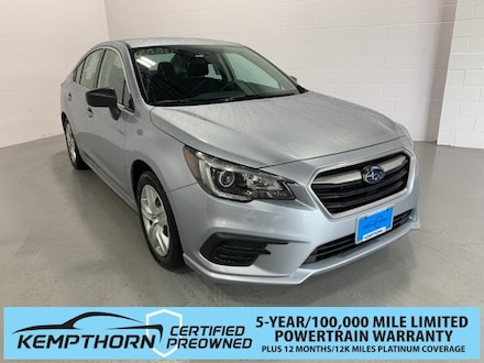 Featured Pre-Owned 2018 Subaru Legacy 2.5i Sedan for sale in Canton, OH