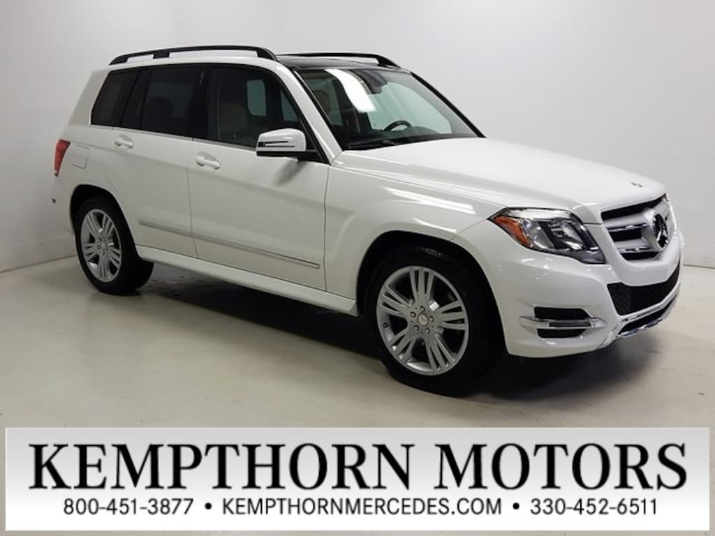 2015 Used Mercedes Benz Glk Glk 350 For Sale In Canton Oh Os20708a