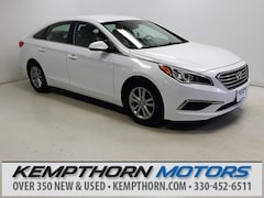 Used 2016 Hyundai Sonata SE Sedan in Canton, OH